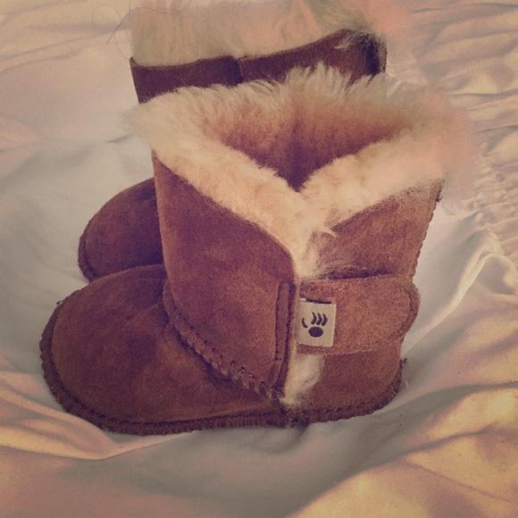 BearPaw Shoes | Baby Girl Boots | Poshmark